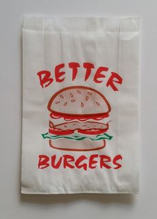 Hamburger Bag - Fortune