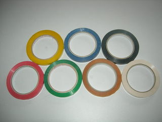 Bag Seal Tape 9 mm CLEAR- Fortune