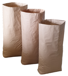 Multi-Wall Paper Bags 2ply 830x470+120 Kraft