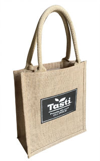 Jute Small Natural Bag- Ecobags