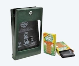 Dog Waste Bag dispenser - Bio Bags