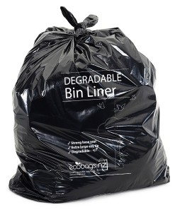 240L LD wheelie bin liner (Degradable)