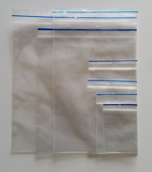 Resealable Bag 50 x 75mm - Fortune