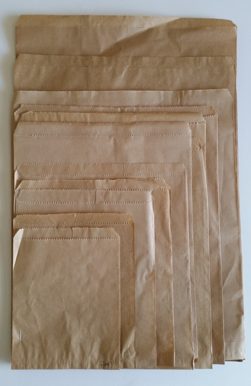 Brown Paper Bag #5 235x270mm - Fortune