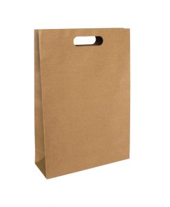 Punched Handle Paper Bags Medium (280+100) x 400mm