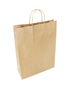 Twisted Handle Paper Bags Large (310+110) x 420